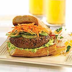 Lean Beef Burger