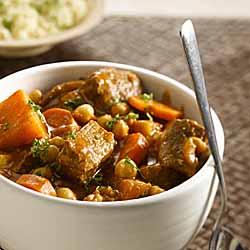 Tomato Moroccan Stew