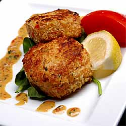 The World*s Best Crab Cakes