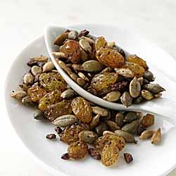 Savory California Raisin Trail Mix