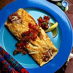 Omelet Rancheros