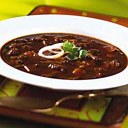 Chef Tim Love's Spicy Lamb Chili