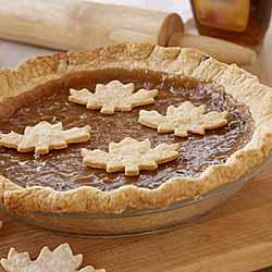 Quebecois Maple Sugar Pie