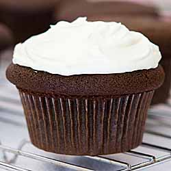 Eat-Your-Vegetables Chocolate Cupcakes