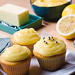 California Citrus Cupcakes