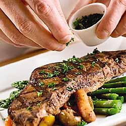 Steak *n* Asparagus