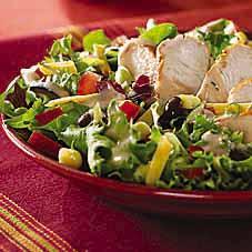 BBQ Ranchero Salad