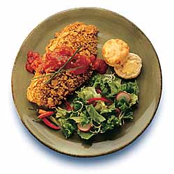 U.S. Farm-Raised Catfish Ranchero