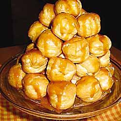 Cream Puff Tower (Croquembouche)