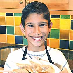 One Creative Kid Chef Could Win A $25,000 Scholarship Fund