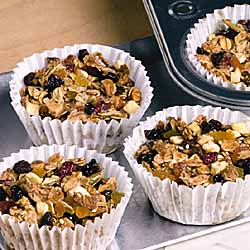 On-The-Go Granola Cups
