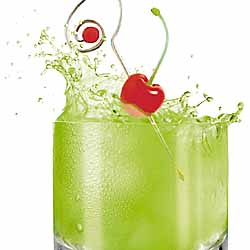 Bacardi(r) Limon(tm) Jingle Bell Hopper