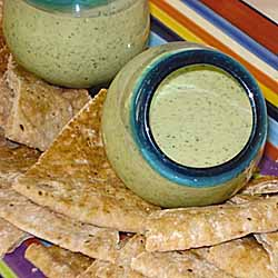 Jalapeno and Mint dip