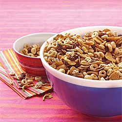 Whole Grain Snack Mix