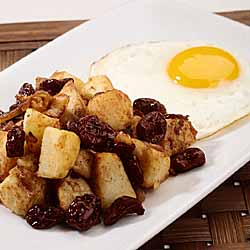 Cherry Homefries