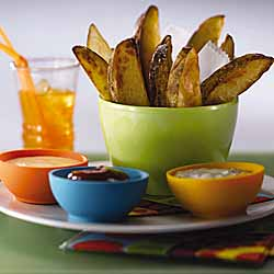 Healthful Tasty Twists For Frozen Fries