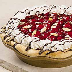 Cherry Chocolate Pie