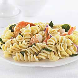 Ginger Shrimp Rotini