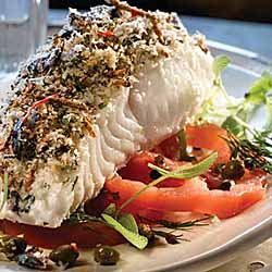 Herb Crust for Baked Fish