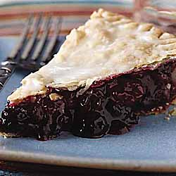 Cran-Blueberry Pie