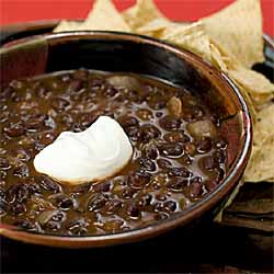 Favorite Black Bean Soup