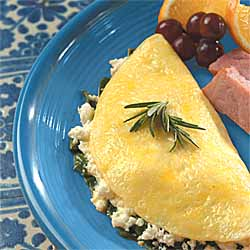Greek Gourmet Omelet