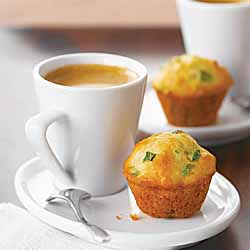 Cheddar and Onion Mini-Muffins