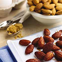 Spiced Almonds