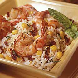 Summertime Shrimp And Rice Bowls