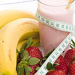 Protein-Rich Strawberry-Banana Smoothie