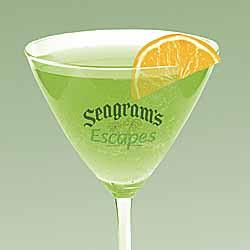 Melonade Martini