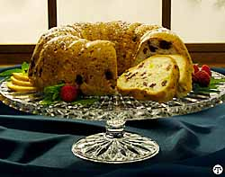 Festive Fruit Bread Gluten-free/Lacto-free
