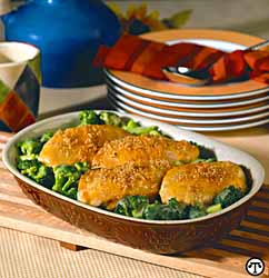 Campbell's Chicken Broccoli Divan