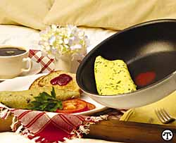 Omelets, Plain Or Fancy