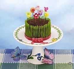 Tasty Flower Cupcakes