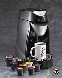 America Wakes Up To Single Cup Coffee Brewing