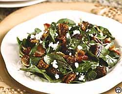 California Fig and Arugula Salad