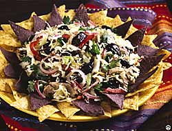 Sizzling Mexican Pork And Plum Salad