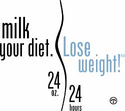 Milking A Diet For All It's Worth