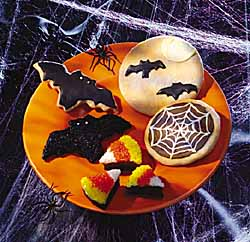 Go Batty With Spooky Halloween Cookies