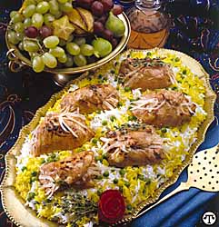 Chicken Tandoori Jarlsberg