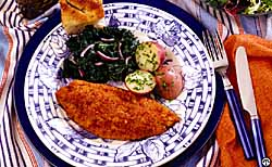 Cheesy Catfish