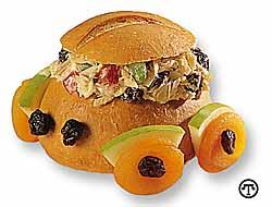 Cartoona Sandwiches