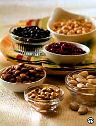 New Dietary Guidance Message Says Beans May Reduce Risk Of Heart Disease, Certain Cancers