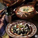 Fiesta Tostada Salad