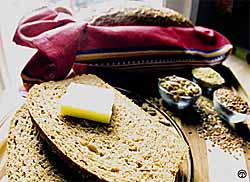 Brown Sugar Seed Bread