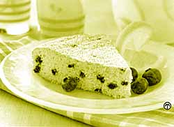 Low Fat Blueberry Lemonade Cake