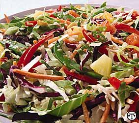 Crisp Confetti Salad