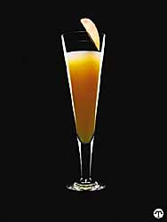 Absolut Apeach Bellini Martini