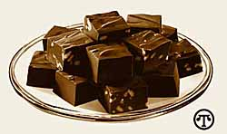 Easy Decadent Fudge